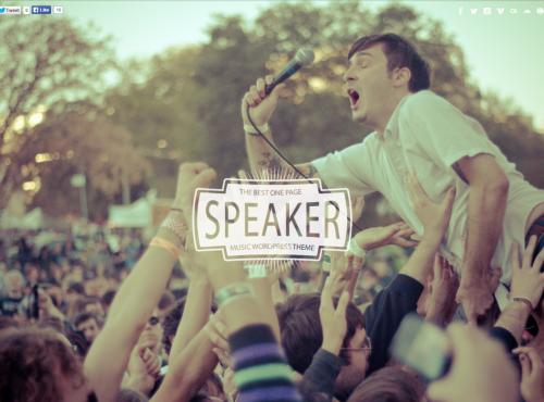 speakerone